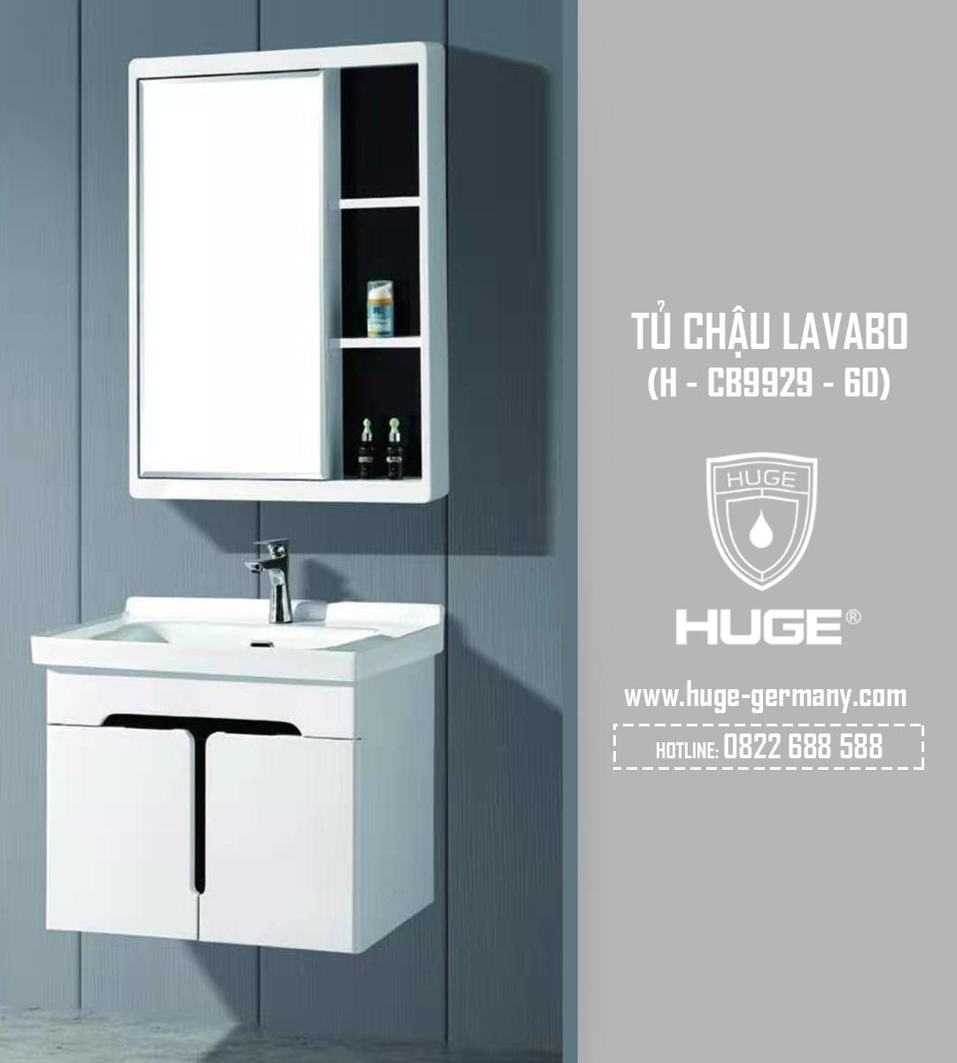 Tủ chậu Lavabo 600 (H-CB9929-60)