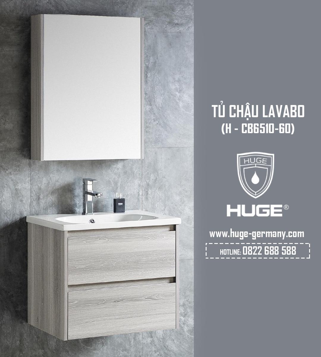 Tủ chậu Lavabo 600 (H-CB6510-60)
