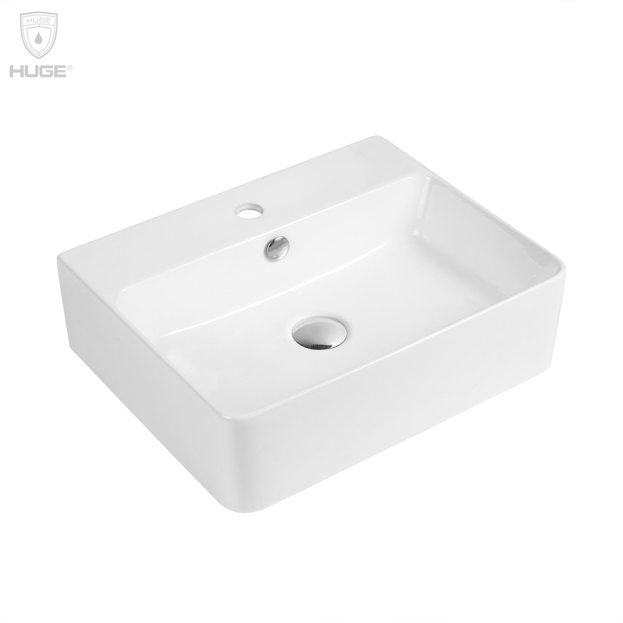 Chậu rửa, lavabo (H-LK2520)
